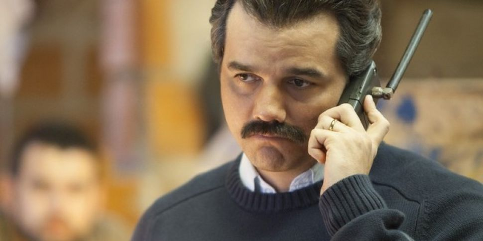 A Real-Life Narcos Series Is C...