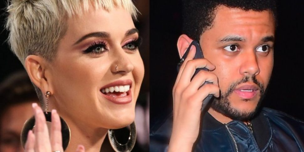 The Weeknd And Katy Perry Spotted On Dinner Date