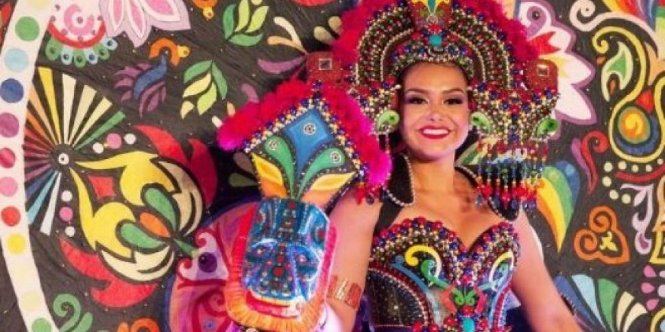 Miss Universe Has An Insane National Costumes Competition