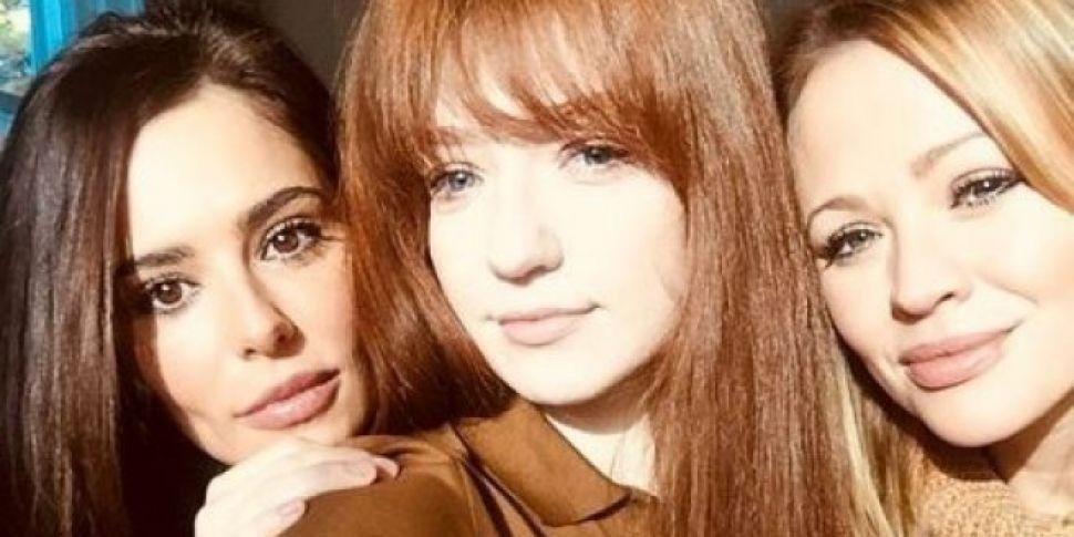 A Mini Girls Aloud Reunion Just Happened