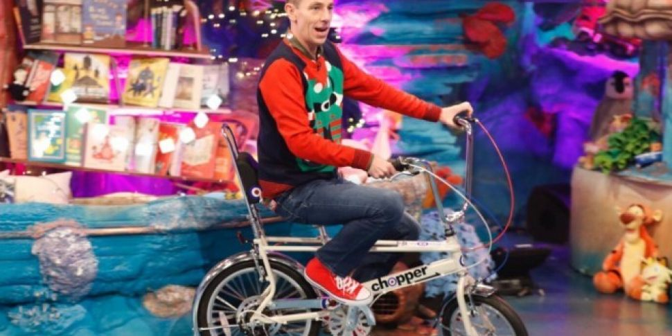 Here's The Highlights From The Late Late Toy Show