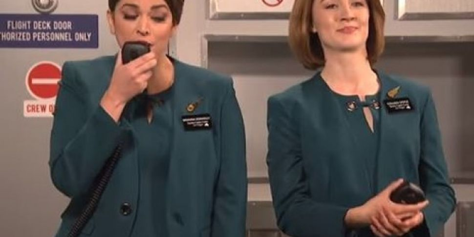Aer Lingus Issues Trump-like Response To SNL Sketch