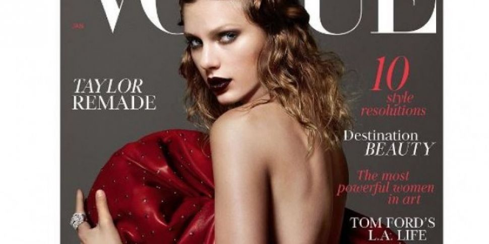 Taylor Swift Is The Latest Cover Star Of British Vogue