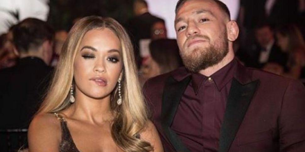 Rita Ora & McGregor Hung Out At The British Fashion Awards