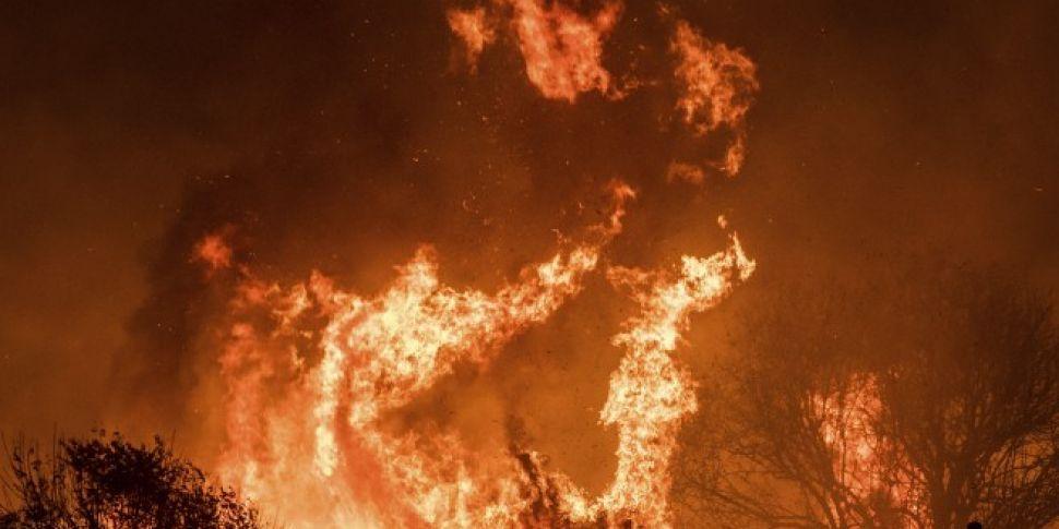 Wildfires In California Claim...