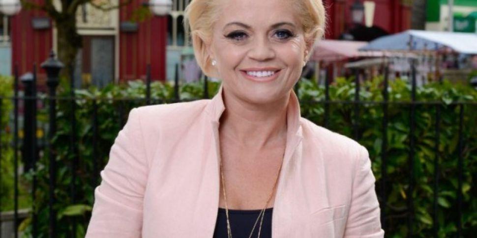 Former EastEnders Star Reveals She Is Battling Cancer