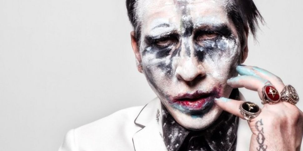 Marilyn Manson Has Onstage Meltdown