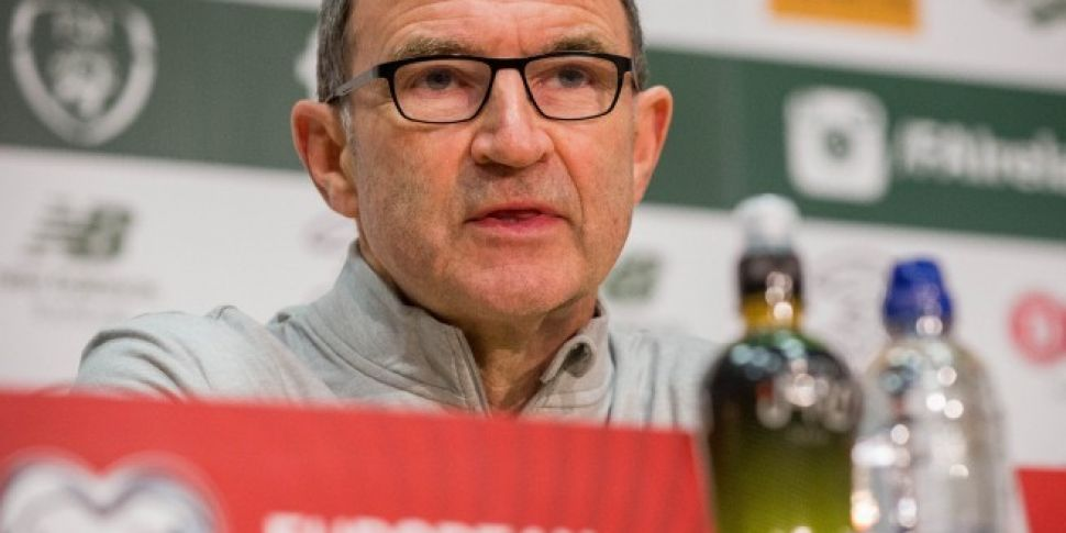 Republic Of Ireland To Play Denmark In World Cup Play-Offs