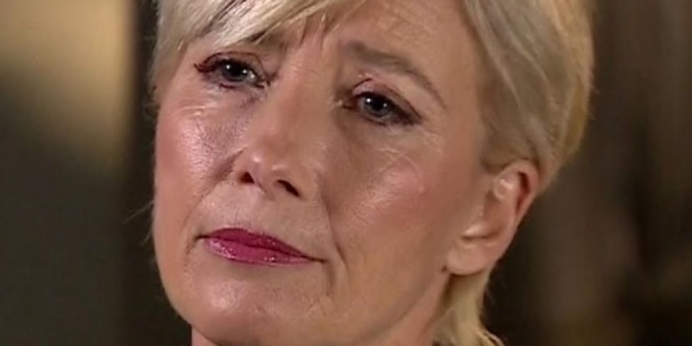 Emma Thompson Gets Asked Out By Donald Trump