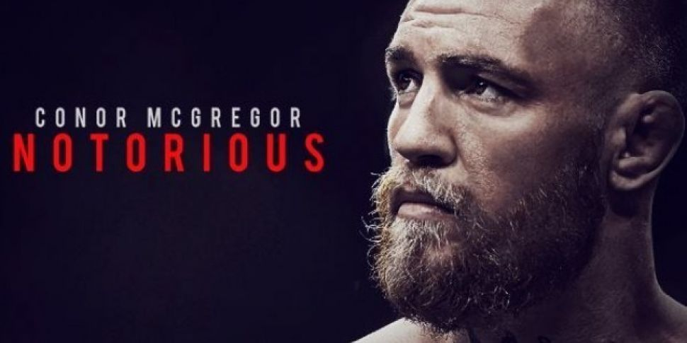 A Conor McGregor Movie Is Premiering In Dublin