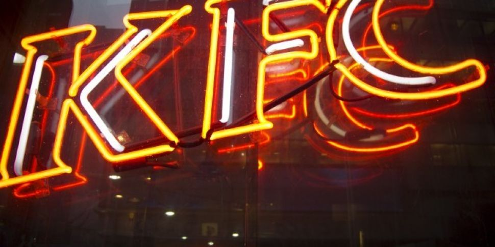 Irish KFC Restaurants Back Open Again