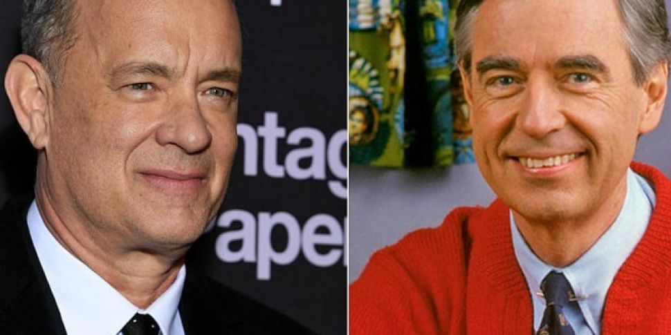 Tom Hanks To Play Mr. Rodgers...