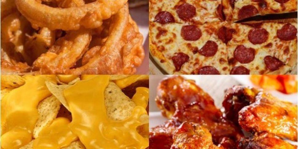 Calls For Junk Food Ads On TV...