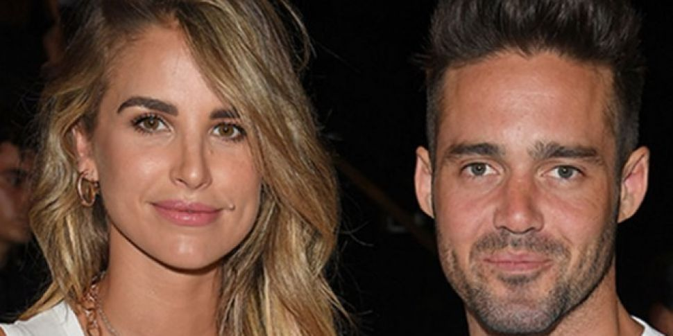 Spencer Mattews Pops The Question To Vogue Williams
