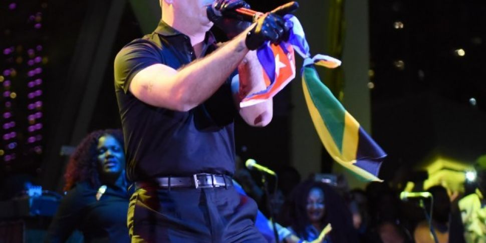 Pitbull Confirmed To Support B...