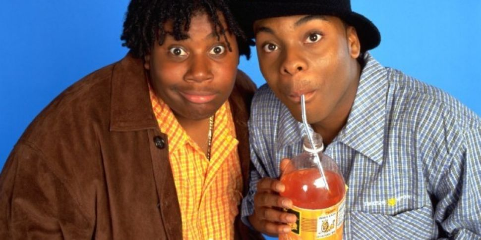 Kenan & Kel Reunite For All Th...