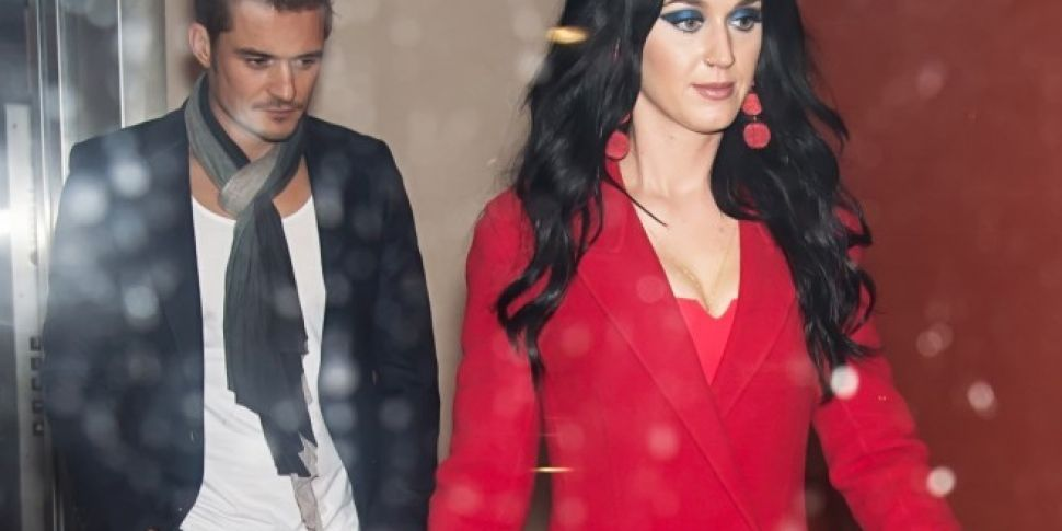 Orlando Bloom And Katy Perry A...