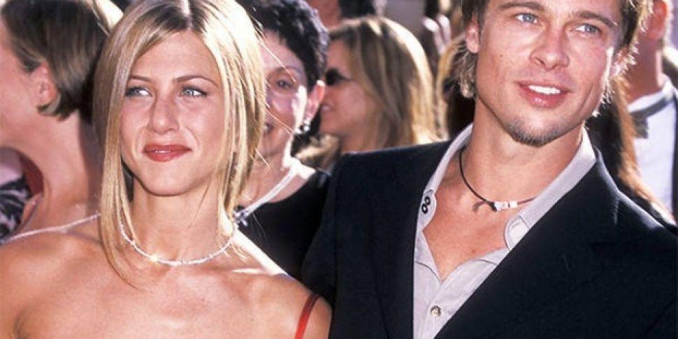 People Are Hoping Jennifer & Brad Get Together