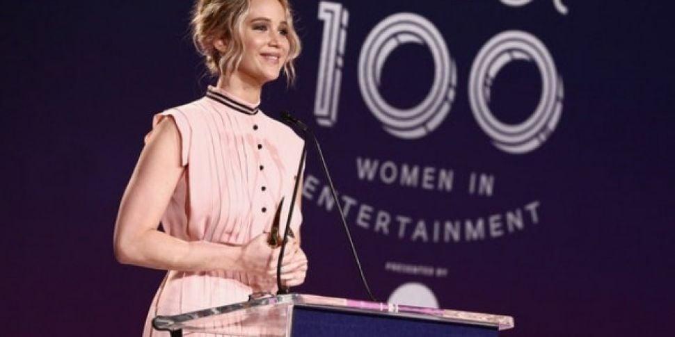 Jennifer Lawrence To Take Next Year Off