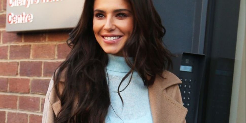 Cheryl Shrugs Off Question About Her Relationship With Liam