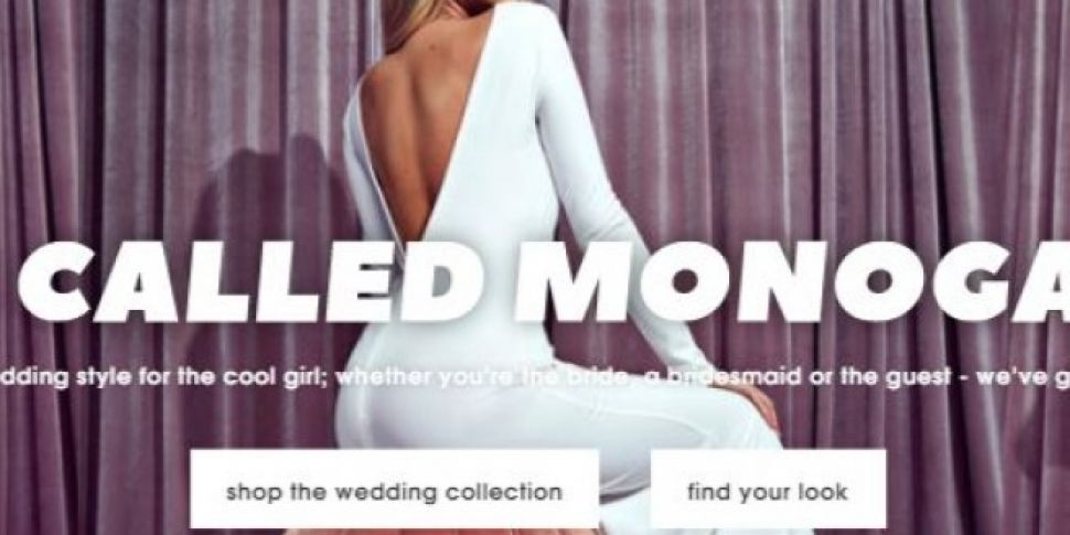 Say Yes To The Misguided Bridal Collection