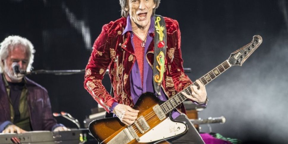 Fourth Croke Park Gig For 2018 Is The Rolling Stones