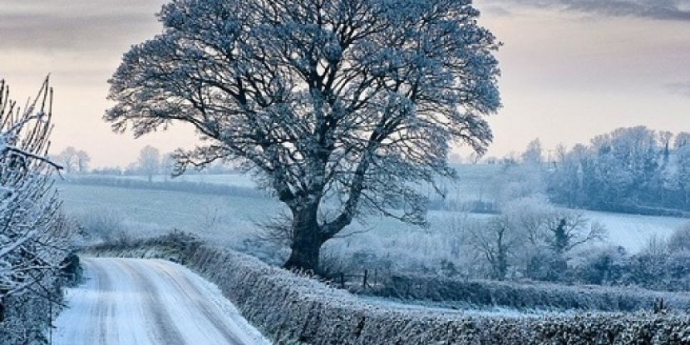 Widespread Snow expected As Freezing Air Pushes Coser To Ireland