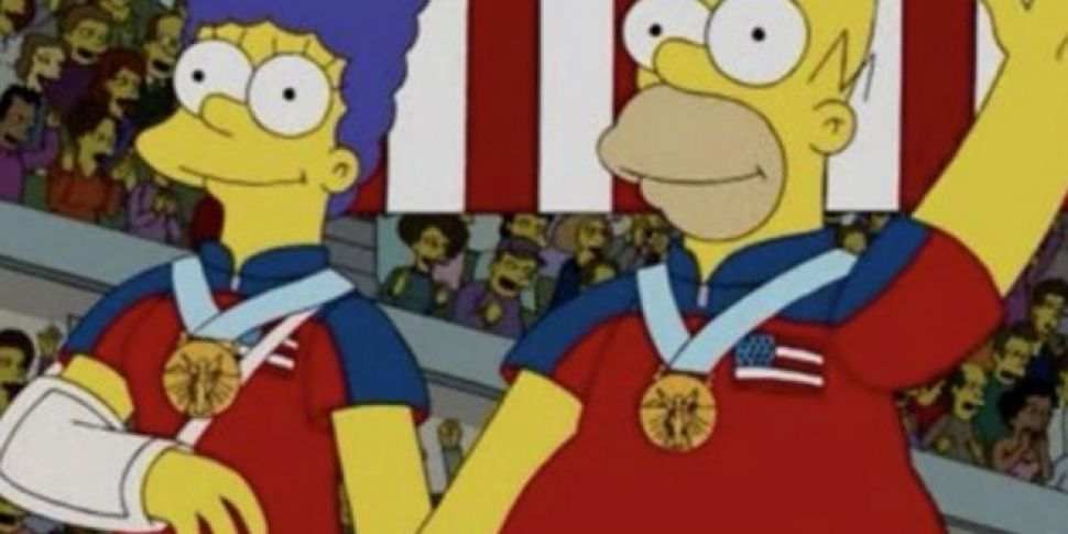 The Simpsons Are At It Again With Their Predictions