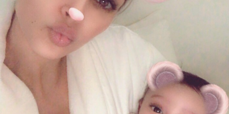 Fans React To Kim Kardashian Sharing First Picture Of Chicago