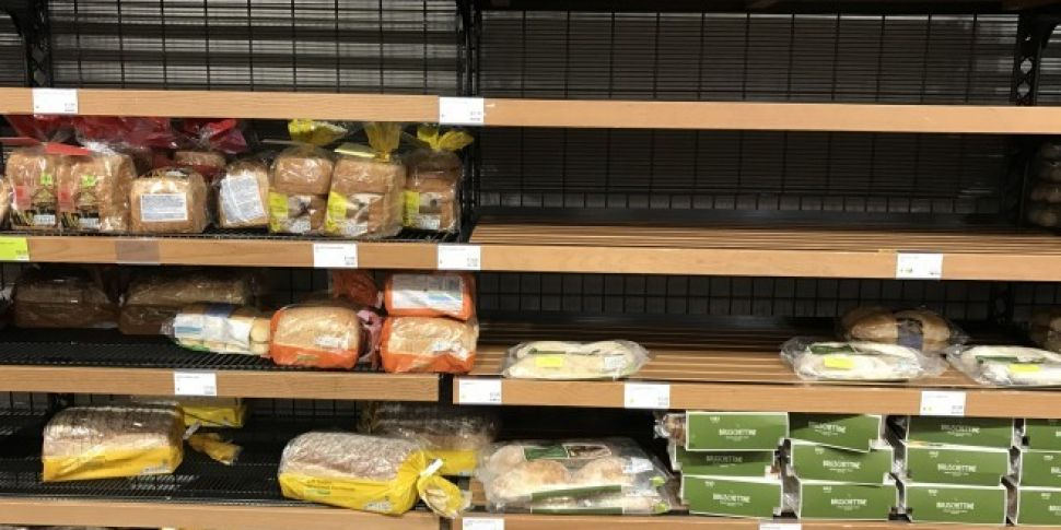 Survey Reveals Top Selling Food Items In Lead Up To Storm Emma
