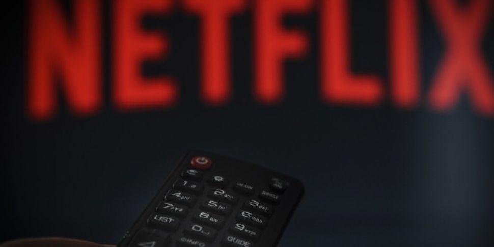 Half Of Us Binge Watch Netflix...