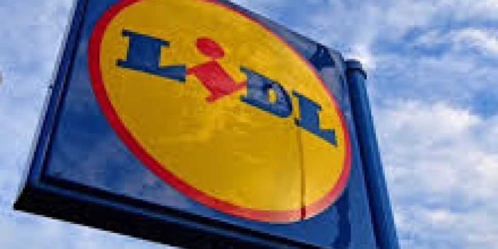 Looters Raid Lidl Supermarket In West Dublin During Storm Emma