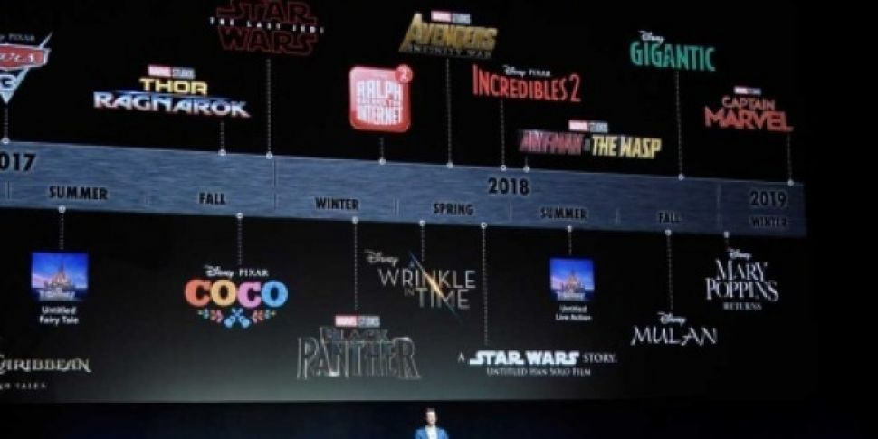 Disney Has Confirmed All Movie Release Dates For The Next Five Years
