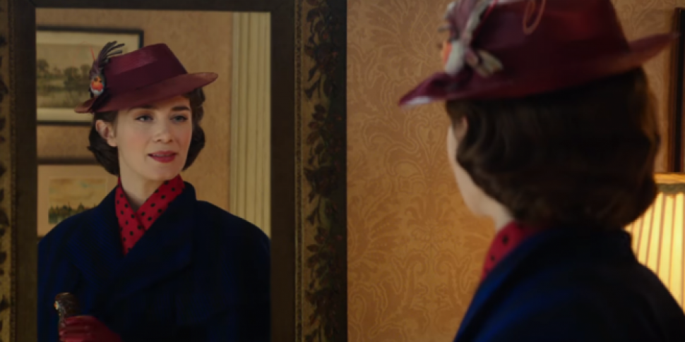 The First Teaser For Mary Poppins Returns Has Arrived