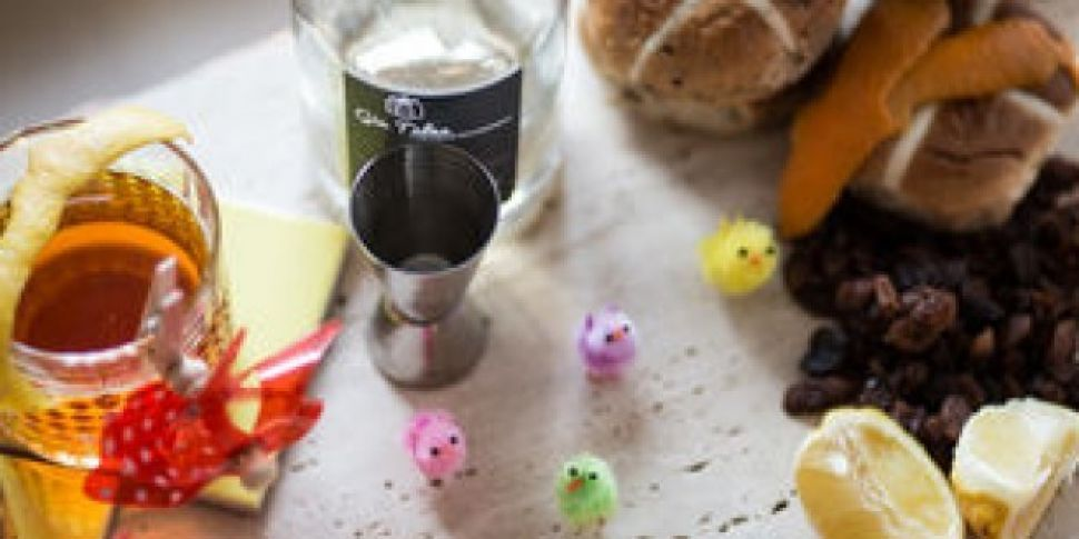 Attention Gin Lovers Hot Cross Bun Gin Just In Time For Easter
