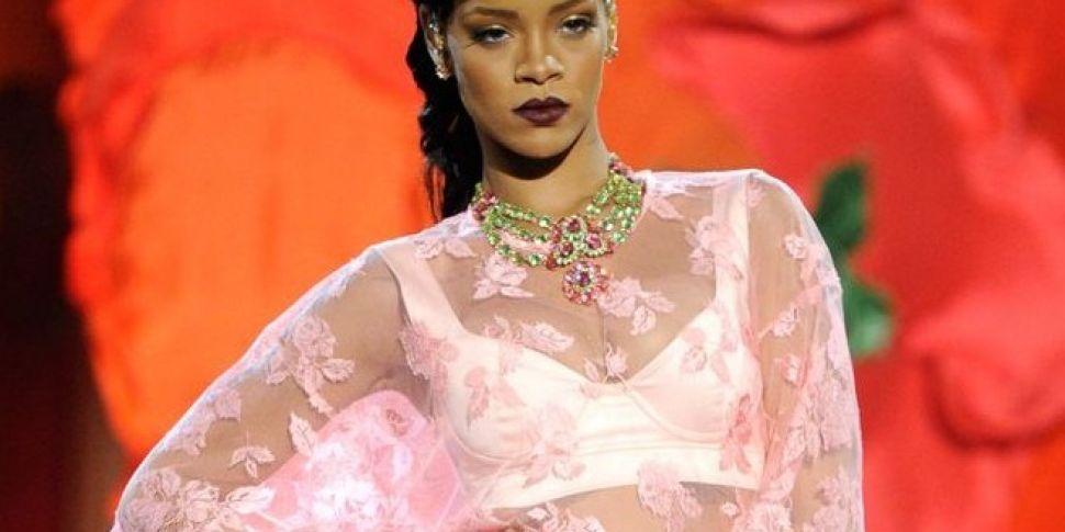 Rihanna Launching New Lingerie Line