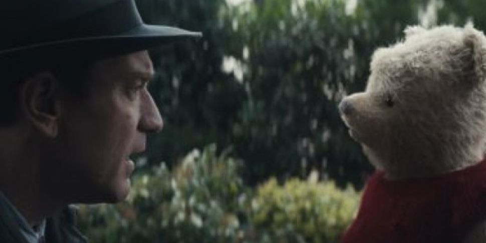 Watch | Disney Just Dropped The Official Trailer For Christopher Robin
