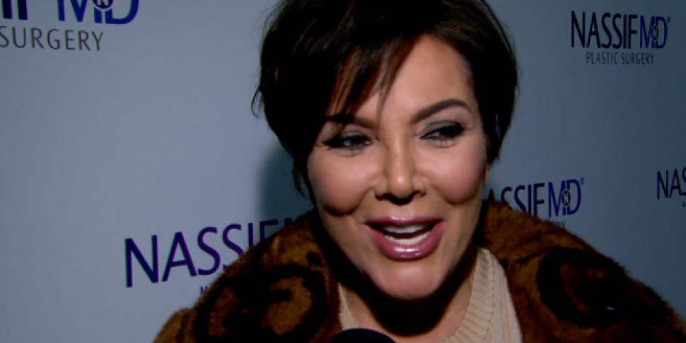 Kris Jenner Talks Keeping Family Secrets