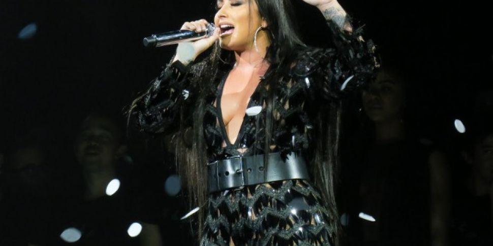 Demi Lovato Announces 3Arena Gig