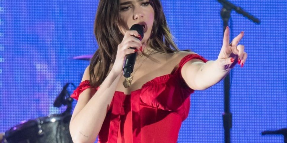 Dua Lipa Cancels Some Bruno Mars Shows Due To Tooth Ache