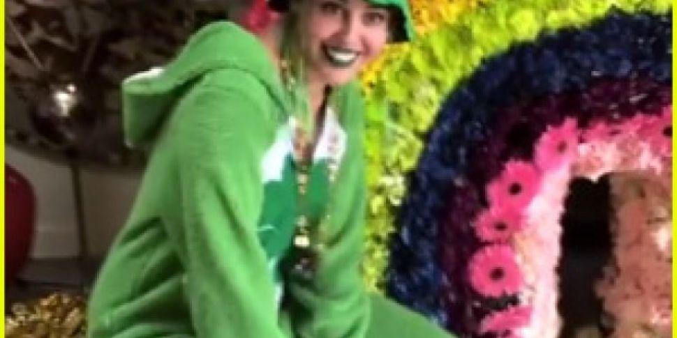The Celebs Who Went Green For St. Patrick's Day