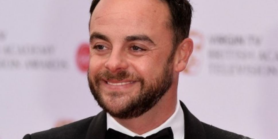 Ant McPartlin To Step Down From TV Work Following Drink Drive Arrest