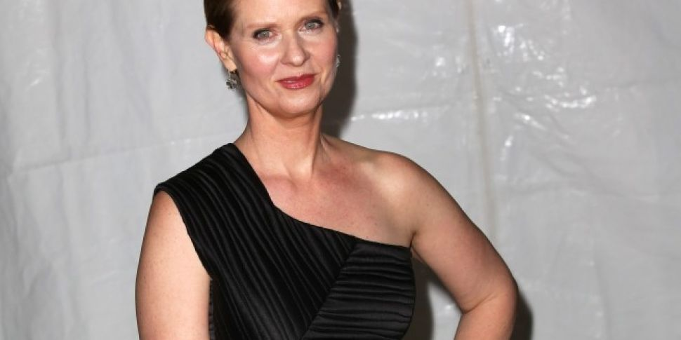 Cynthia Nixon's Running For New York Governor