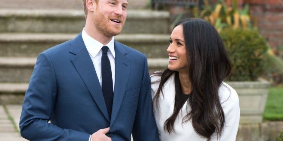 Details About Harry & Meghan's Wedding Cake Revealed