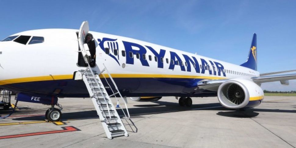 Ryanair Is Running A Flash Sal...