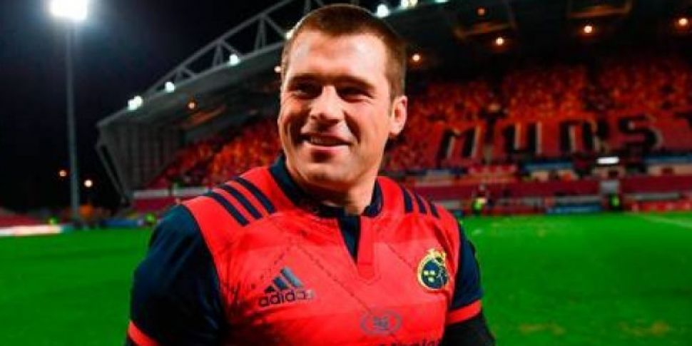 CJ Stander Has Signed A Three Year IRFU Contract To Remain With Munster