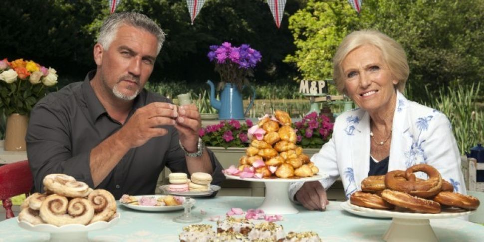 The Great British Bake Off Is Coming To Netflix