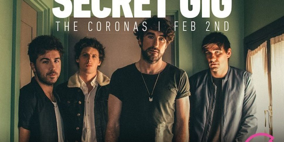 Win Tickets To The Corona's Live At The SPIN South West Secret Gig February 2nd