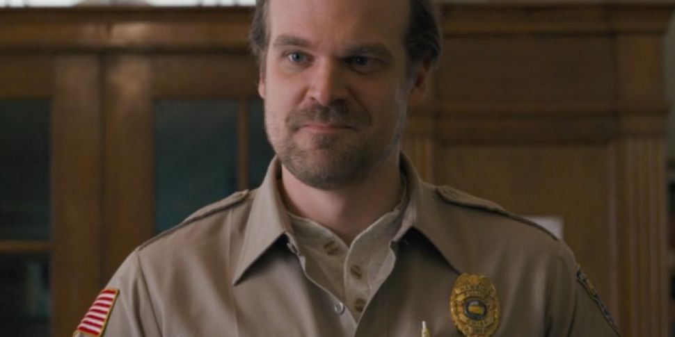 Hopper From Stranger Things Ma...