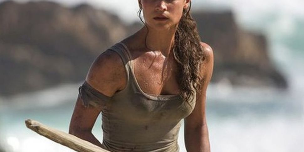 New Tomb Raider Trailer